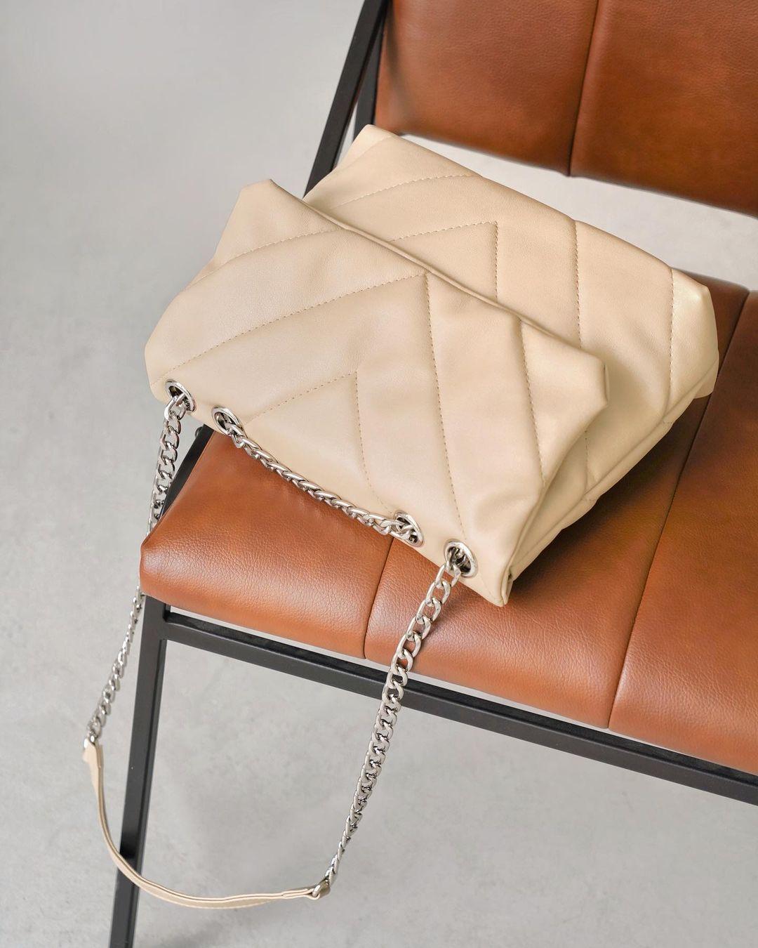 Стёганная сумка LM4111